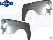 1955 Chevy Bel Air 150 210 Front Fender - Pair Lh And Rh New