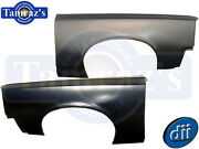 1966 Pontiac Gto Front Fender - Pair Lh Left Hand And Rh Right Hand New