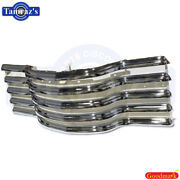 1947-1953 Chevrolet Truck Grill Grille Chrome And Painted Milk White Goodmark