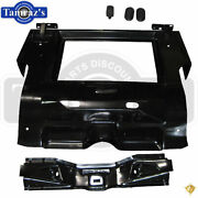 1965-66 Mustang Coupe And Fastback Complete Trunk Floor Kit - Legion Tooling