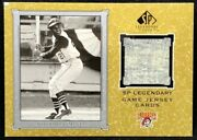Roberto Clemente 2001 Upper Deck Ud Sp Legendary Cuts Game Jersey Relic Rare