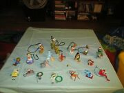 Disney And Other Christmas Decorations Peter Pan Dumbo Bambi Alice Lady And Tramp