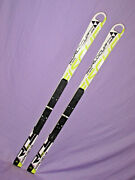 Fischer Rc4 World Cup Gs Race Code Jr Kidand039s Racing Skis 155cm With Race Plates