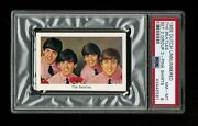Psa 8 The Beatles 1968 Set 3 Group 3 Card Pink Shirts The Highest Ever Graded