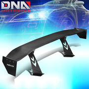 Nrg Innovations 69 Carbon Fiber Trunk Gt Style Spoiler Wing Universal Carb-a692