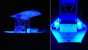 Wireless Control Led Boat Deck Marine Lights Kit Waterproof Strip For Pontoons