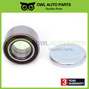 Front Wheel Bearing Axle Cover For 00-11 Ford Focus 11-12 Fiesta Mazda 2 510056
