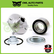 Front Wheel Bearing Hub Kit Left Or Right For 2000-2011 Ford Focus 4 Stud 518510