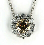 1.71 Ct Diamond By The Yard Necklace