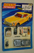 Rare Dinky-action-modelkit Volvo P1800s From The 80th. - 1/43 - Good Condition