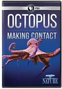 Nature Octopus Making Contact [new Dvd]