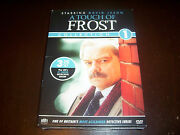 A Touch Of Frost Collection 1 David Jason Bbc British Tv Series Dvd Set New