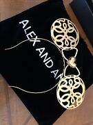 Disney Parks Limited Release Metal Alex And Ani Minnie Mouse Ears