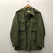 Vintage Us Army M51 Field Jacket 1950and039s Small/regular B-94