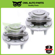 Rear Wheel Bearing Hub Pair For Ford 500 Five Hundred Taurus X Sable Fwd 512299