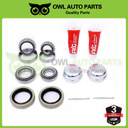 2trailer Wheel Hub Bearings Kit L44649/10 L68149/11 For 3500 Spindle 84 Axle