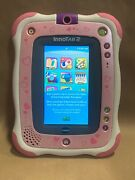 Innotab 2 Hand-held Vtech Learning Game System Touch Screen No Stylus/stand 1