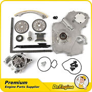 Timing Chain Kit W/ Oil Water Pump Fit 00-10 Chevy Pontiac Oldsmobile 2.2l Dohc