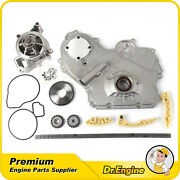 Timing Chain Kit Oil Water Pump For 02-10 Oldsmobile Chevy Saturn 2.2l L4 Dohc