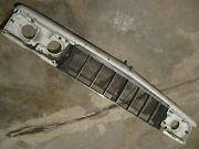 Gently Used 1982/83/84 Buick Century Front Header Panel W/clean Nice Grill Solid