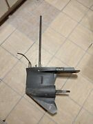 1998 Mercury / Mariner 150hp Lower Unit / Gearcase Assembly 1
