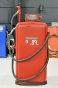 Vintage Gas Diesel Pumps From The '60s '70s And '80s