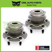 512230 Rear Wheel Bearing Hub Assembly For 05 Equinox 02-07 Vue Torrent No Abs