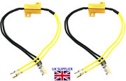 Led Load Resistors For All Kawasaki Motorbikes And Scooters - Pair Of Easy Fit