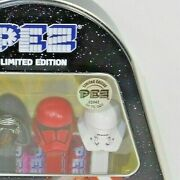 Pez Candy Star Wars The Rise Of Skywalker Ep 9 Limited Edition 2042 Of 75000