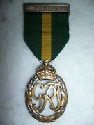 Territorial Force Efficiency Decoration Medal To Royal Regiment Of Canada, Named