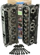 Dodge Magnum 5.2 5.9 Jeep Cherokee 318 360 V8 Cylinder Heads 92-04 W/ Hgs And Hbk