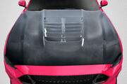 Carbon Creations Gt500 V2 Hood - 1 Piece For 2018-2020 Mustang