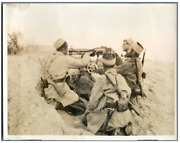 World War I - Western Front. French Colonial Troops Vintage . Wwi Tirage A