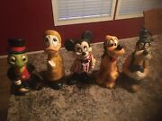 48 Year Old Disney Figurines Dated 1972