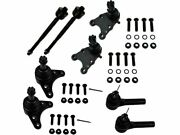 For 2004-2005 Chevrolet Colorado Ball Joint And Tie Rod End Kit 49941kz 4wd