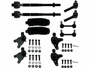 For Chevrolet Colorado Ball Joint Sway Bar Link Tie Rod End Kit 47556hr