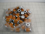 34-pack 1 X 5/8 Small Engine Fuel Filter 1/4 Opening New