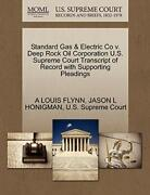 Standard Gas And Electric Co V. Deep Rock Oil Cor, Flynn, Louis,,