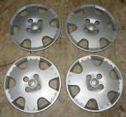 2005 Toyota Echo Hatchback Wheelcover Hubcap Set Of 4 Oem Factory Nice Cond