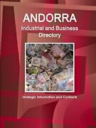 Andorra Industrial And Business Directory - Str, Ibp, Inc.,,
