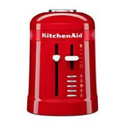 100-year Limited Edition Queen Of Hearts 2-slice Passion Red Toaster Kitchen
