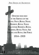 Cross Of Sacrifice. Vol. 2 Officers Who Died I, Jarvis, Sd,,
