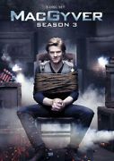 Macgyver Season 3 [new Dvd] Boxed Set, Dolby, Subtitled, Widescreen, Ac-3/dol