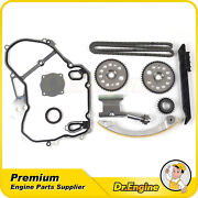 Timing Chain Kit For 01-09 Chevy Pontiac G5 Cobalt Saturn 2.0l 2.2l Cover Gasket