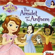 Sofia The First The Amulet And The Anthem By Disney Book Group Book The Fast