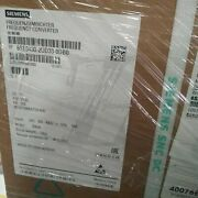 New Siemens Mm430 Frequency Converter 30kw 6se6430-2ud33-0db0