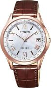 Citizen Exceed Eco-drive Cb1112-07w Menand039s Watch New In Box