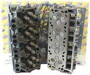 Ford 6.0 Ohv Turbo Diesel F-250 F-350 Cylinder Heads 613 06-up 20mm W/ Gaskets