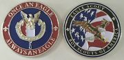 Once An Eagle Always An Eagle Scout Challenge Coin Bsa Boy Scout Large Token Bsa