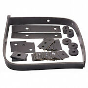 New 1940 Ford Convertible Body To Frame Pad Kit 01a-5001